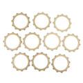 Clutch Friction Plate Kit Set Fit For Yamaha MT01 MT-01 05-09 VMX17 V-MAX 09-17