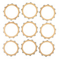 Clutch Friction Plate Kit Set Fit For Yamaha XV1600 Road Star 99-03 XV1700 Road Star Silverado 04-10
