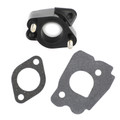 Intake Manifold Boot Joint Carburetor Carb Flange Socket Fit for Yamaha G2, G8, G9, G11 & G14 4-Cycle Gas Golf Cart models