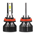2Pcs H8/H9/H11 LED Headlight Kit Bulbs 6000K Driving Light Fog Lights Bright