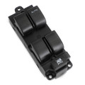 Master Driver Window Switch 10-Pin Fits For Ford Ranger Mazda BT-50 06-12 Black