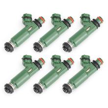 6PCS Fuel Injectors fit for LEXUS LX450 Lexus 95-97
