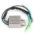 Voltage Regulator Rectifier Fit For Yamaha 6C MHS/L 8C MHS 9.9F 13.5A 15F 20DMHS