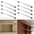 8PCS Kitchen Door Lift Pneumatic Hydraulic Gas Spring Lid Flap Stay Strut Support