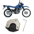 Kickstand Side Stand Extension Pad Fit for SUZUKI DRZ400S/E DRZ400SM 00-20