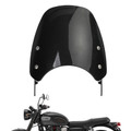 Windshield Fit for Triumph Bonneville 01-17 T100 03-17 Carbon