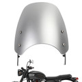 Windshield Fit for Triumph Bonneville 01-17 T100 03-17 Sliver
