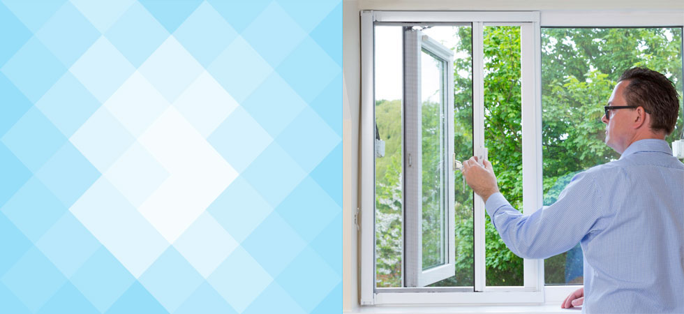 Retractable Insect Screens | DIY Fly Screens