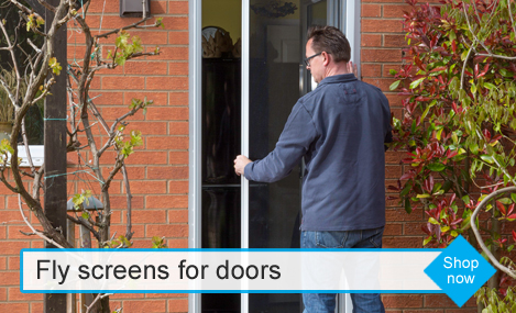 shop fly screens for doors