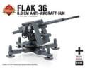 Flak 36 8.8 cm Anti-Aircraft Gun