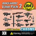 BrickArms Value Pack #2