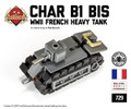 Micro Brick Battle - Char B1 Bis