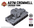 Micro Brick Battle - A27M Cromwell
