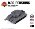 Micro Brick Battle - M26 Pershing