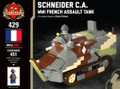 Schneider C.A. - WWI French Assault Tank