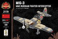 MiG-3 - WWII Russian Fighter Interceptor