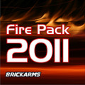 BrickArms Fire Pack 2011