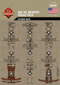 WWI US Infantry - Squad Pack - Stickers