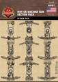 WWII US Machine Gun Section Pack