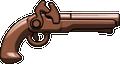 BrickArms Flintlock Pistol