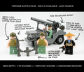 Vietnam (M825 MUTT) Battle Pack