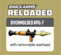 BrickArms Reloaded Overmolded RPG-7
