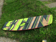Used Best Spin 144 cm x 43 cm with fins and handle