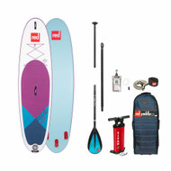 Red Paddle 2020 Ride 10 6 Purple Inflatable SUP