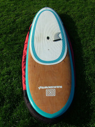 Used Nah Skwell Kool 10 Foot SUP with Bag