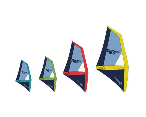Arrow irig 4 sizes inflatable windsurf rig