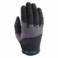 Dakine Full Finger Sailing Gloves Black Back