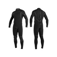 O'Neill Psycho One Back Zip 5-4mm Mens Wetsuit Black