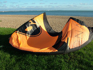 Used Airush DNA 8 Metre Kite Only 2016
