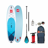 Red Paddle 2020 Ride 10 6 Blue Inflatable SUP