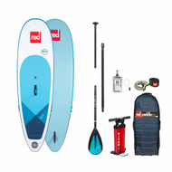 Red Paddle 2020 Whip 8 10 MSL Inflatable SUP