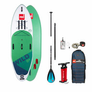 Red Paddle 2020 Wild 9 6 MSL Inflatable SUP