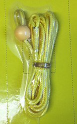 Naish Shift Yellow Dyneema 5th Line with Yellow Ball