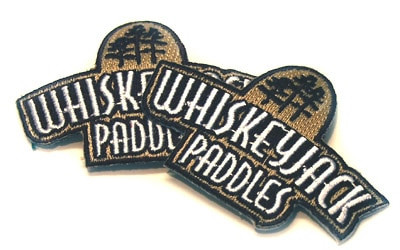 whiskeyjack custom patch