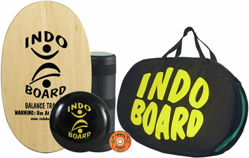 Original Indo Board Portable Gym!  Everything from the Training Pack with a bag to carry it in.