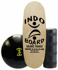 Indo Pro Board package with the roller & the cushion