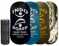 Rocker Indo Board with Medium Roller