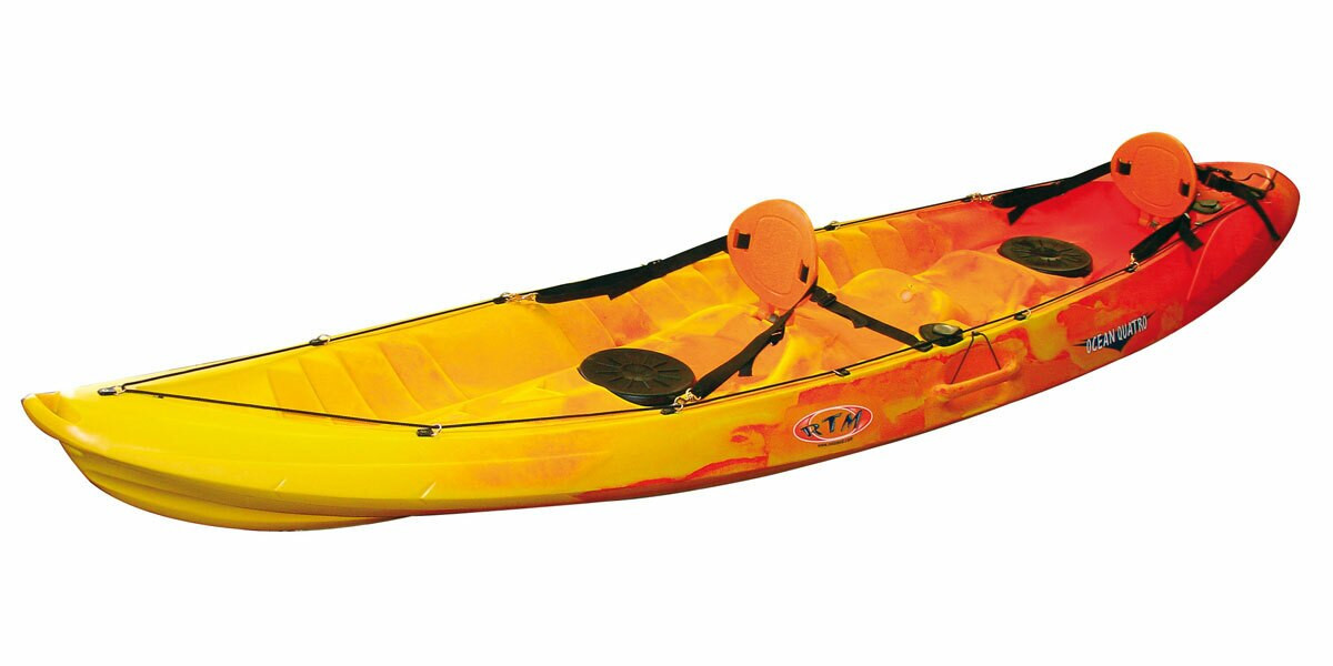 RTM Ocean Quatro Fishing Angler Kayak