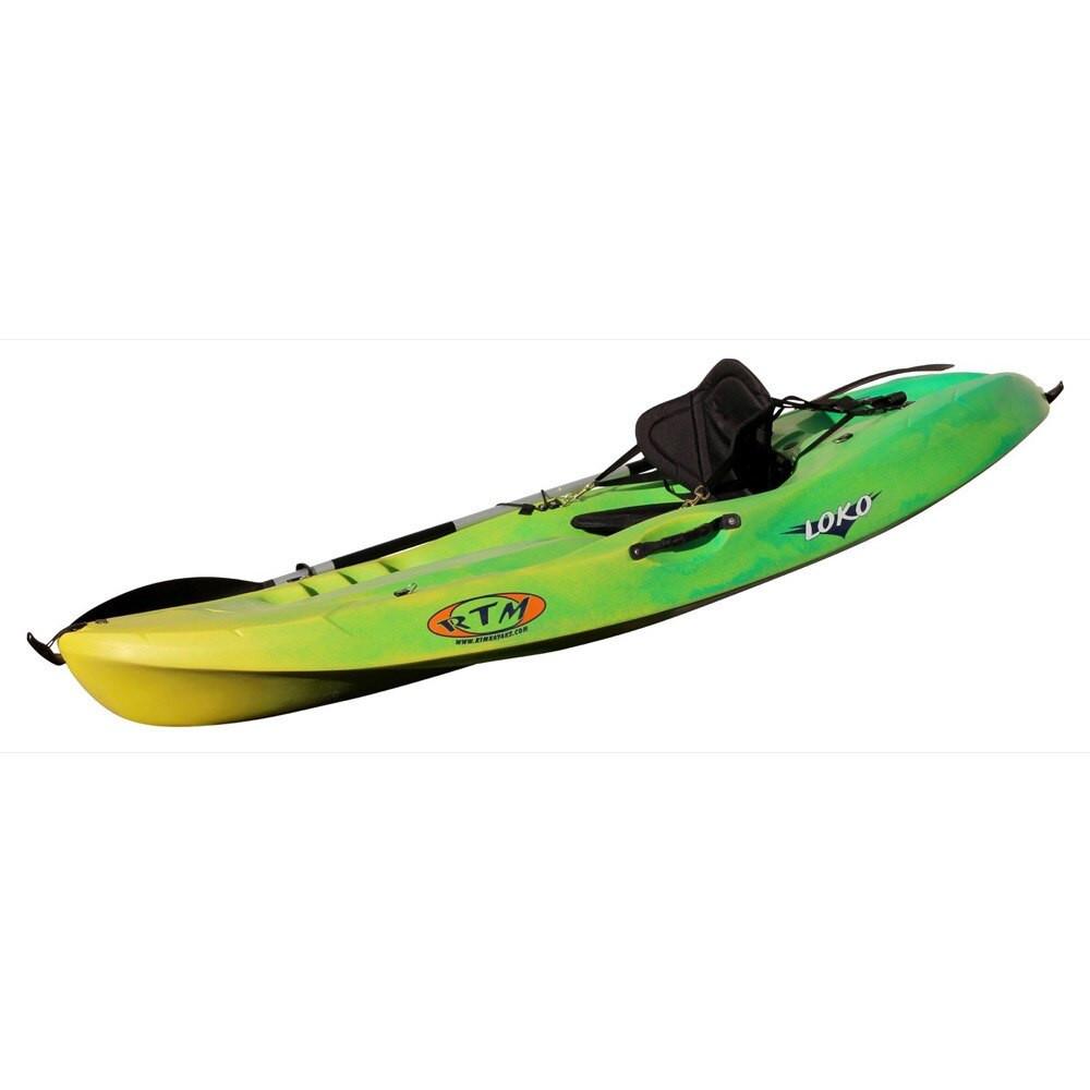 RTM Loko Kayak Package