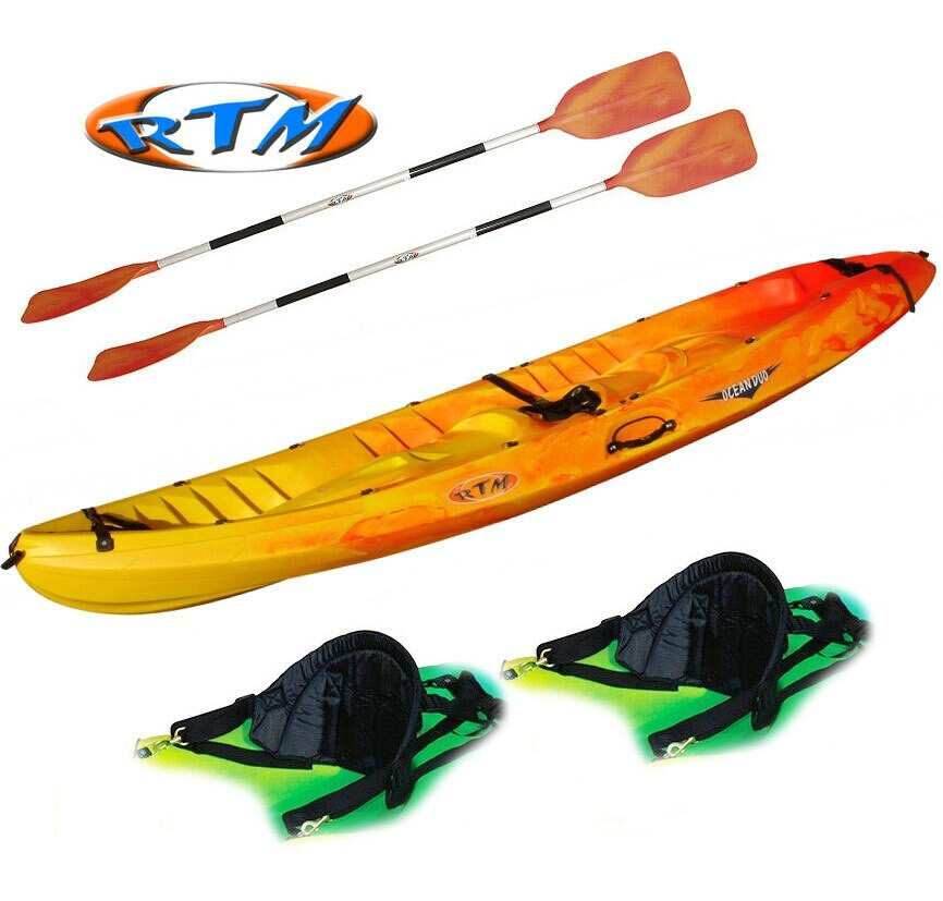 RTM Ocean Duo Kayak Package