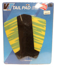 Versa Traction Tail Pad Yellow