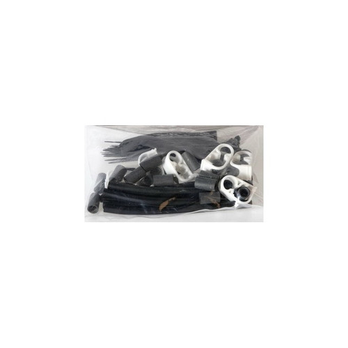 Ozone 2m hose with 7 cable ties 7 clips