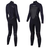 Mystic Black Star Full Winter Wetsuit Ladies