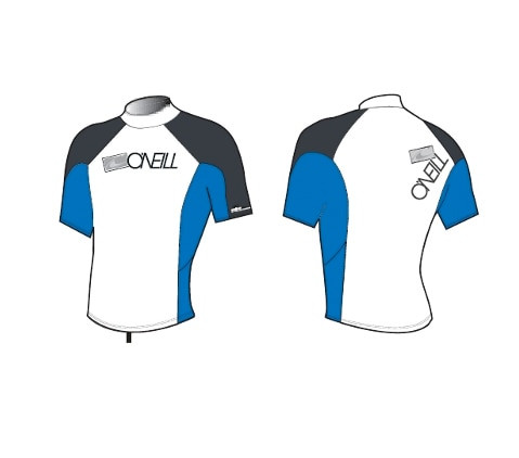 oneill youth skins rash vest q37