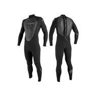 O'Neill Reactor 3mm Full Suit (A05 Black)