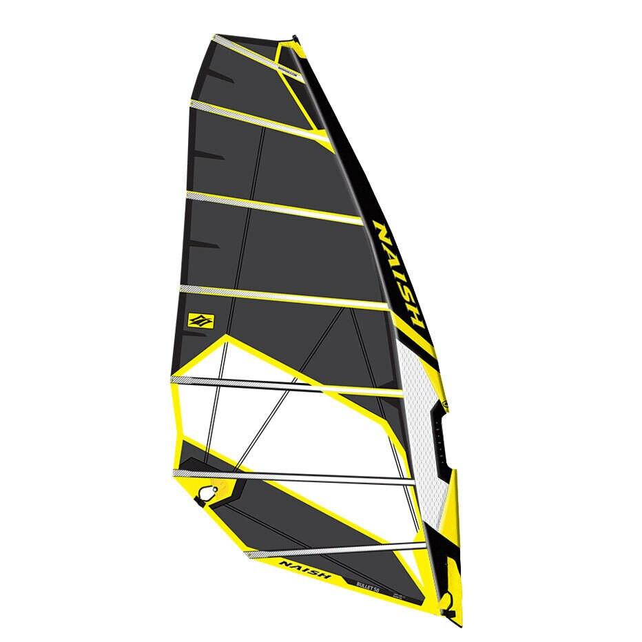 Naish Bullet 6 4m 2015 Sail Grey